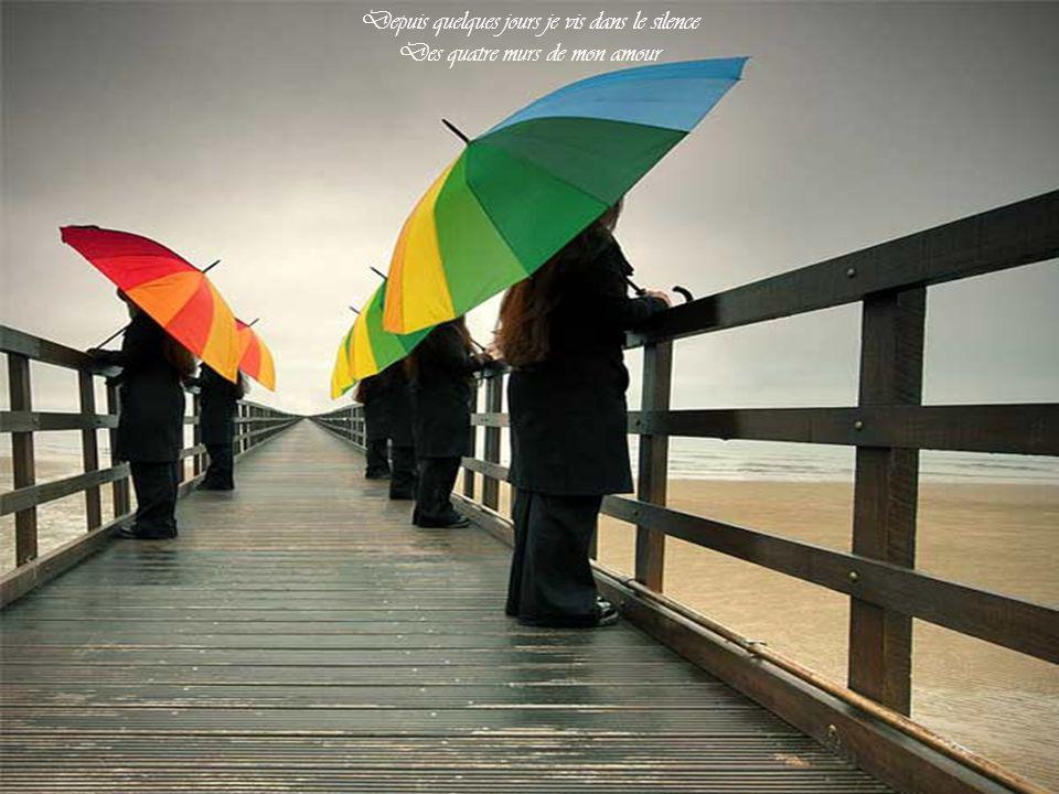 parapluies de cherbourg paroles