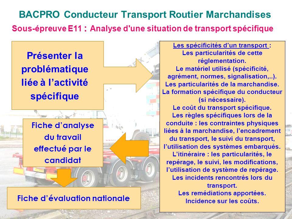 bacpro conducteur transport routier marchandises ppt video online t l charger. Black Bedroom Furniture Sets. Home Design Ideas