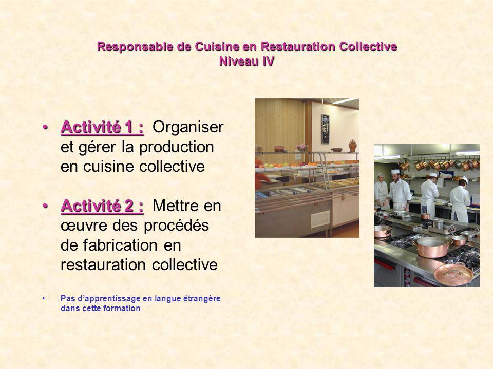 langue  u00e9trang u00e8re dans les formations qualifiantes en cuisine et service neuilly sur marne  u2013 2004