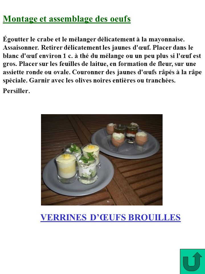 assiette oeuf mayonnaise