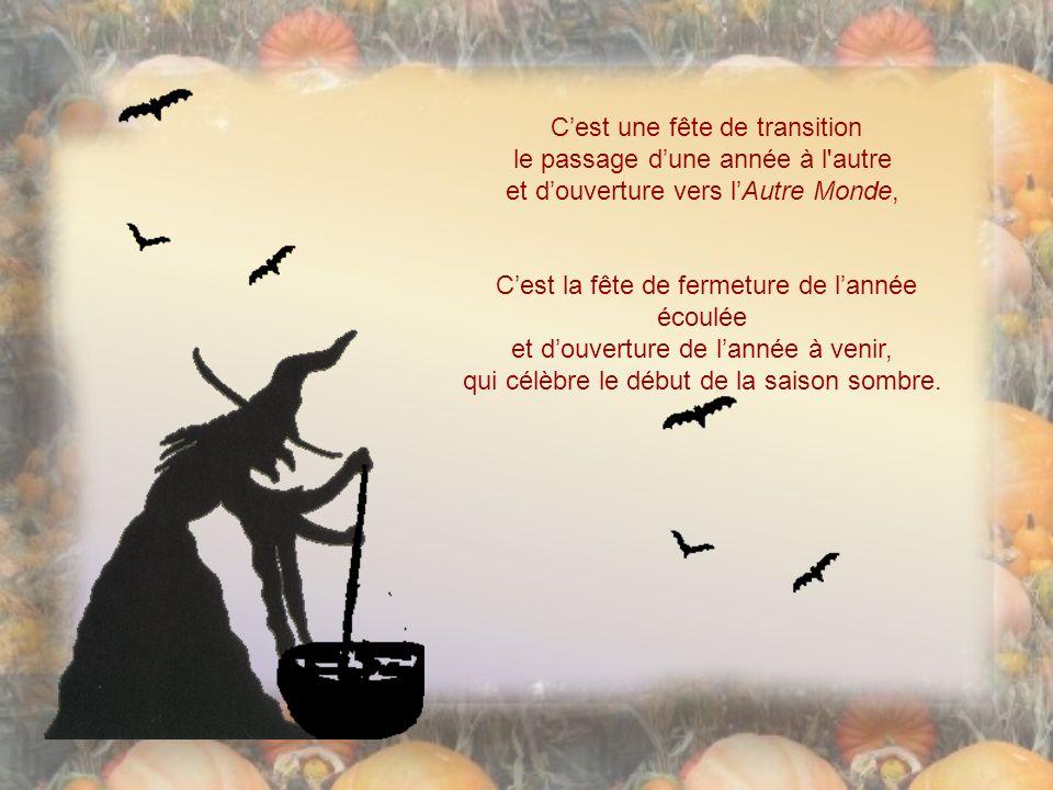 La Fete Halloween.Origine L Halloween Est Une Fête Folklorique D Origine Celtique