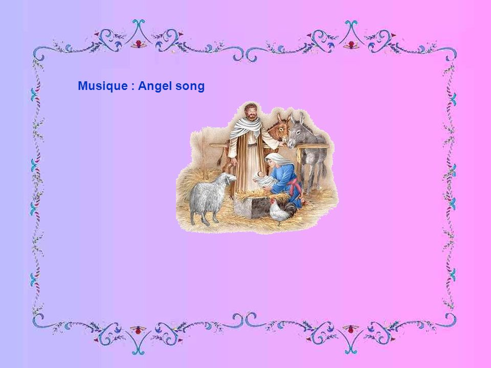Musique : Angel song