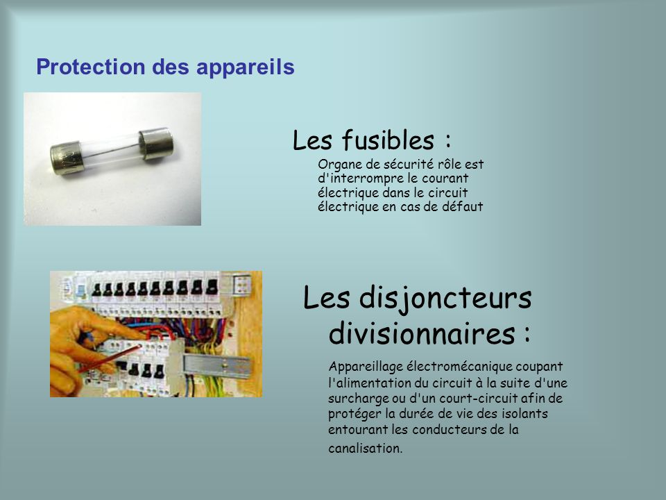 le courant lectrique ses dangers les pr cautions prendre ppt t l charger. Black Bedroom Furniture Sets. Home Design Ideas
