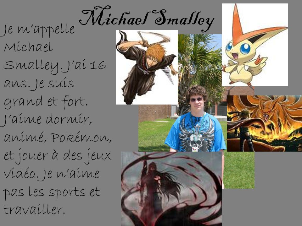 Michael Smalley