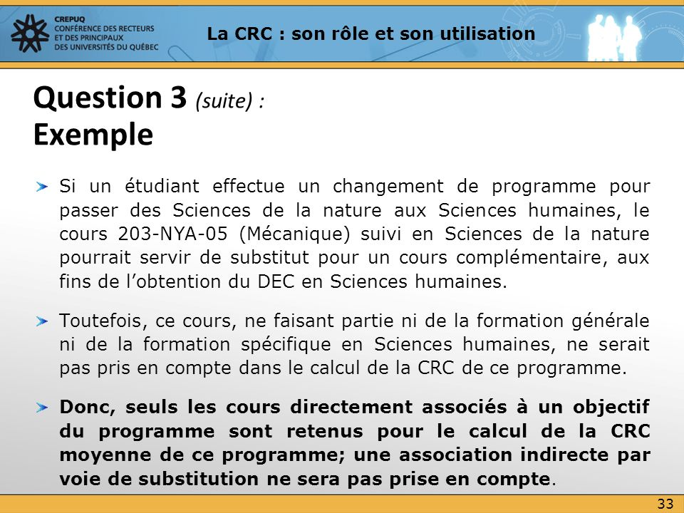 Question 3 (suite) : Exemple