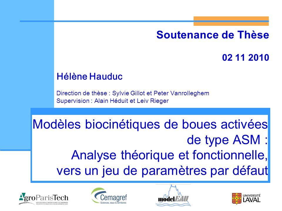 Soutenance De Thèse Hélène Hauduc