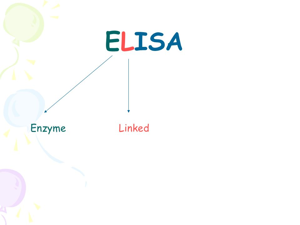 Enzyme ELISA Linked