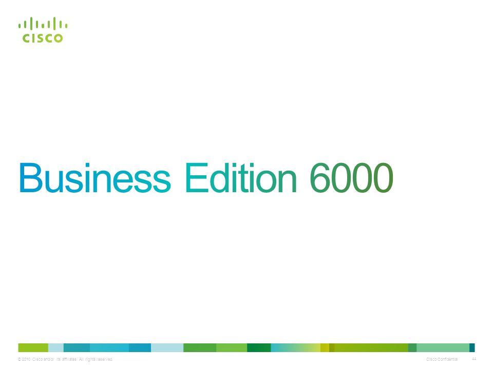 Business Edition 6000
