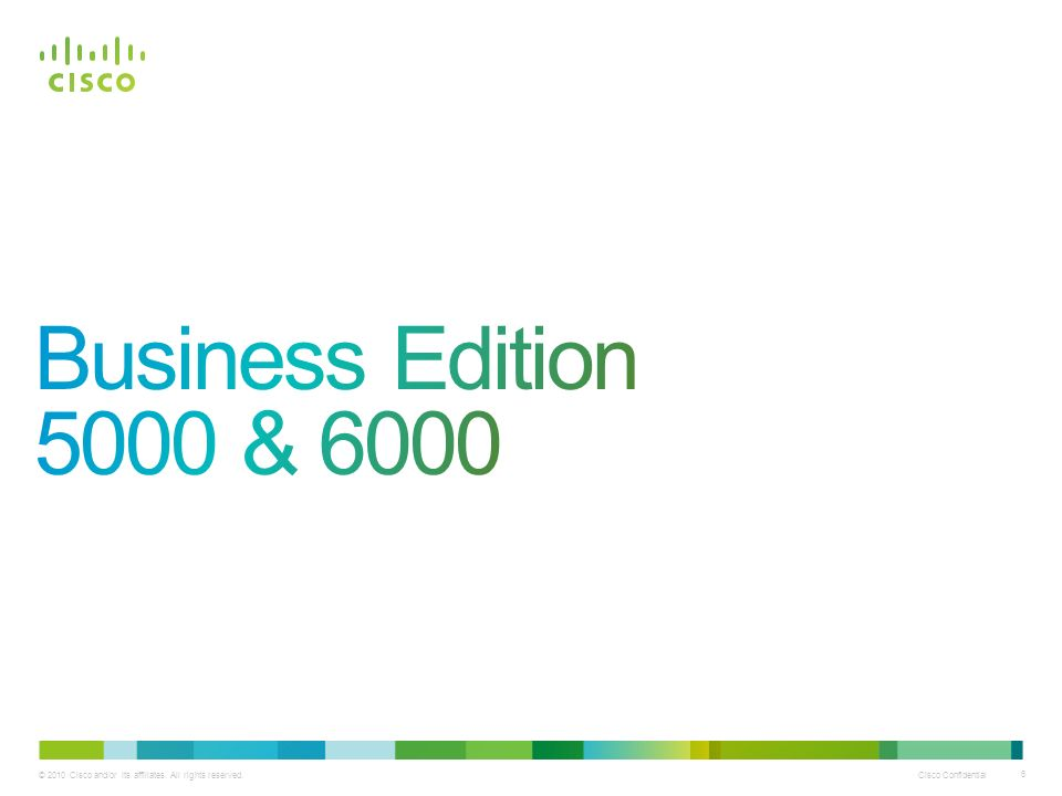 Business Edition 5000 & 6000