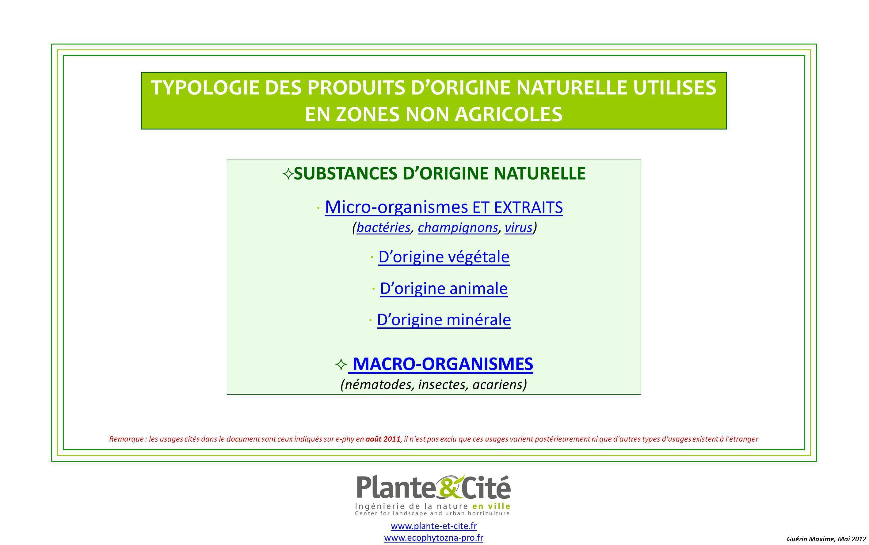 Substances d origine naturelle - ppt télécharger 8c2a64acaae