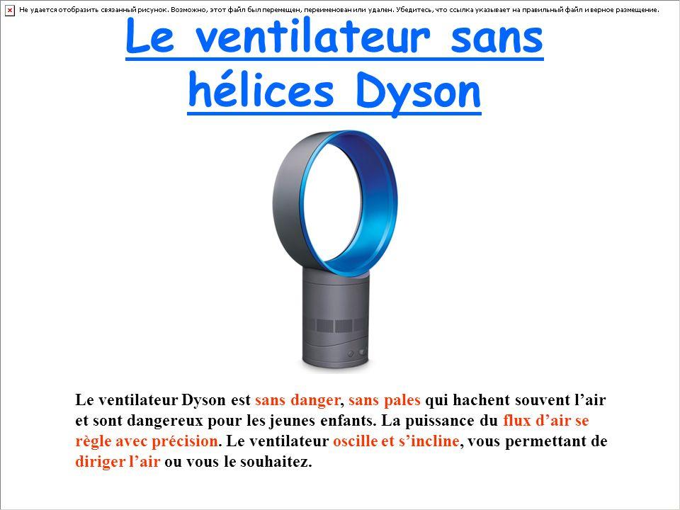le ventilateur sans h lices dyson ppt video online. Black Bedroom Furniture Sets. Home Design Ideas