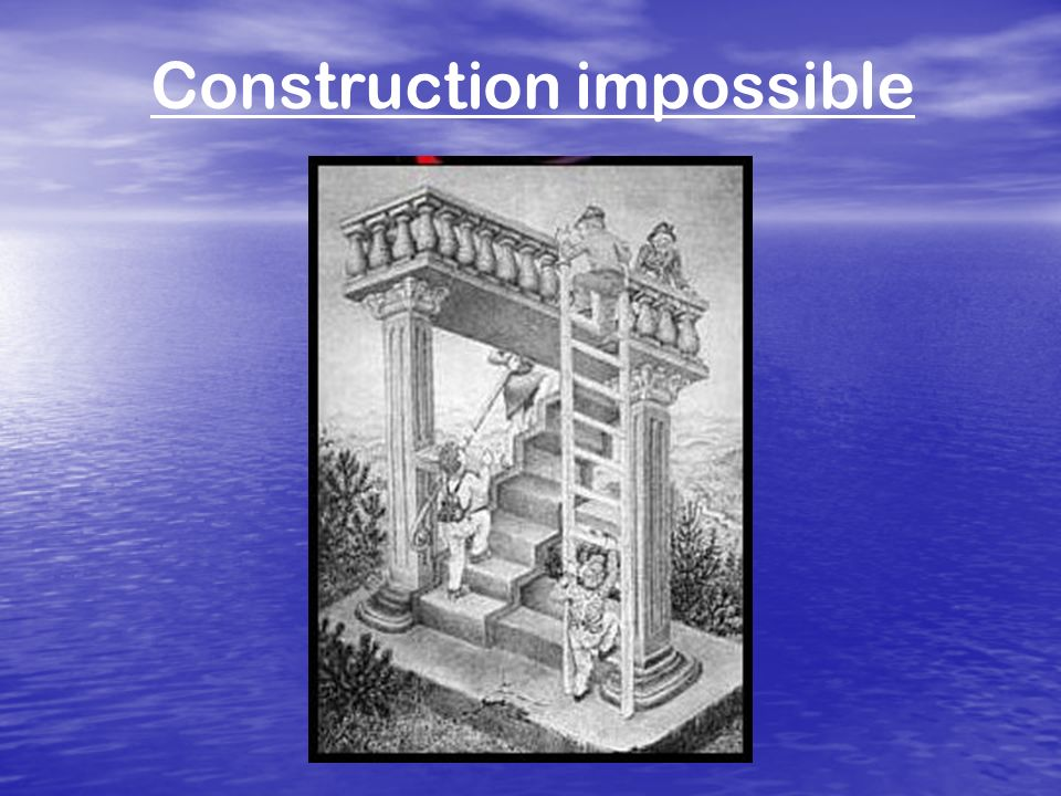 Construction impossible