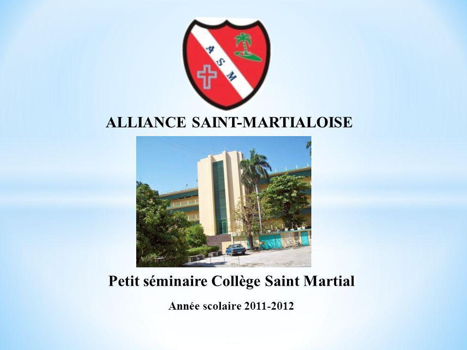 ALLIANCE SAINT-MARTIALOISE