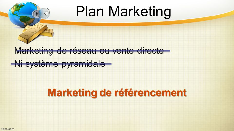 Marketing de référencement