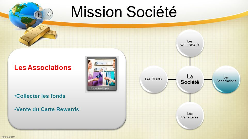 Mission Société Les Associations Collecter les fonds