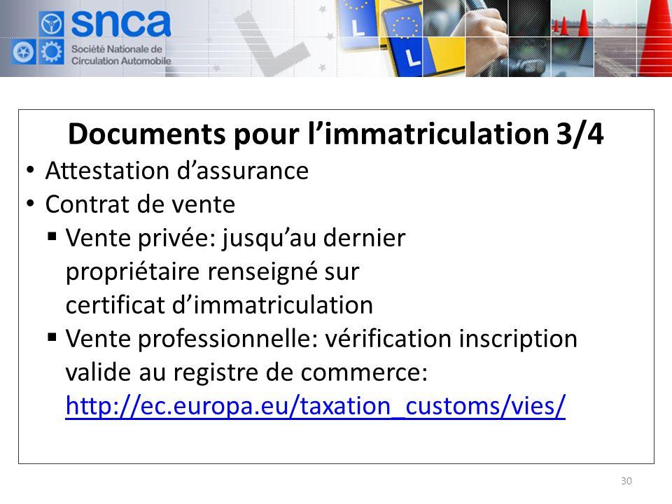 Midi du consommateur europ en l immatriculation de - Immatriculation chambre de commerce ...