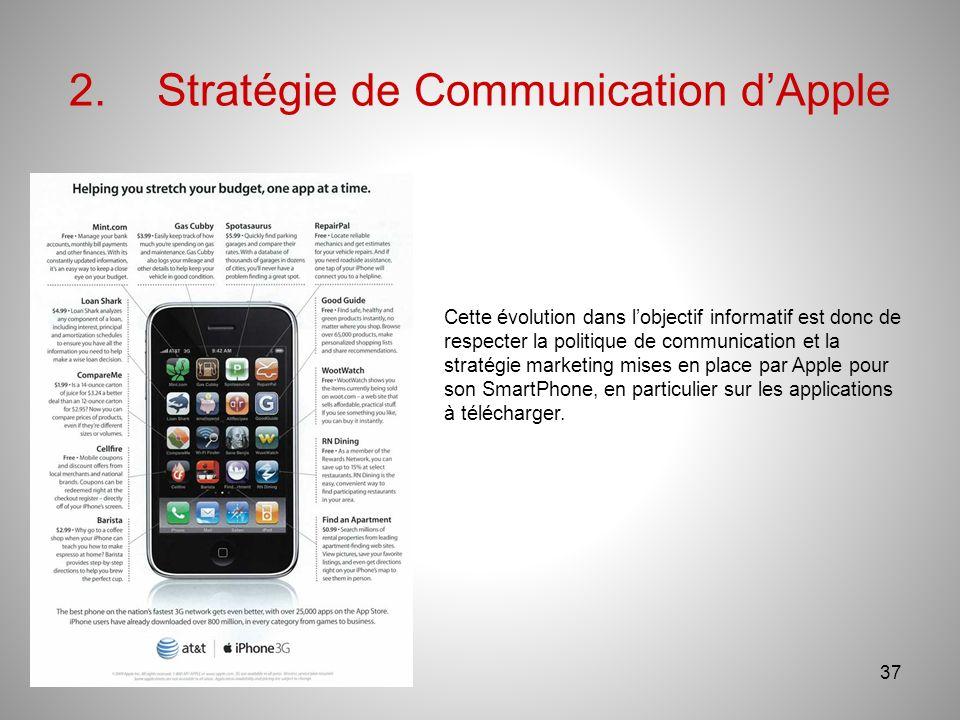 exemple stratégie de communication