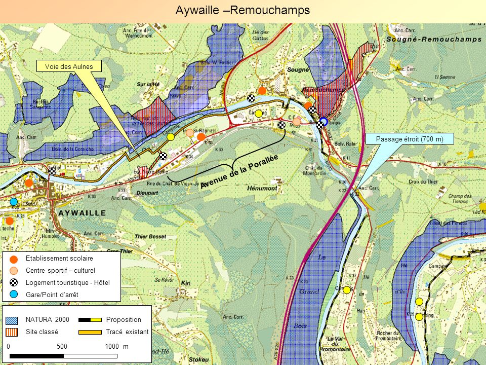 Aywaille –Remouchamps