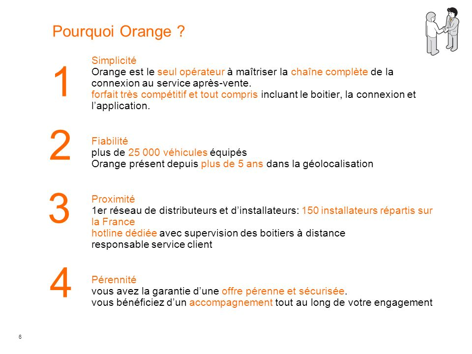 Pourquoi Orange 1.