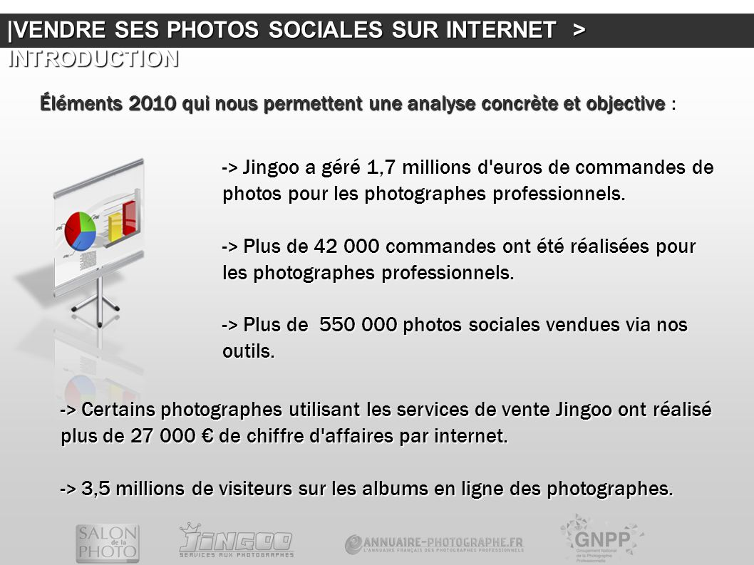 |VENDRE SES PHOTOS SOCIALES SUR INTERNET > INTRODUCTION