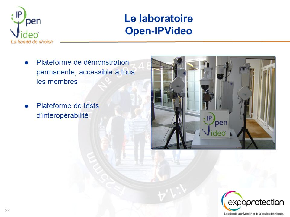 Le laboratoire Open-IPVideo