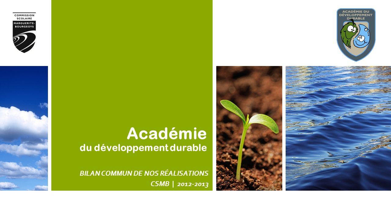 Académie du développement durable ppt télécharger