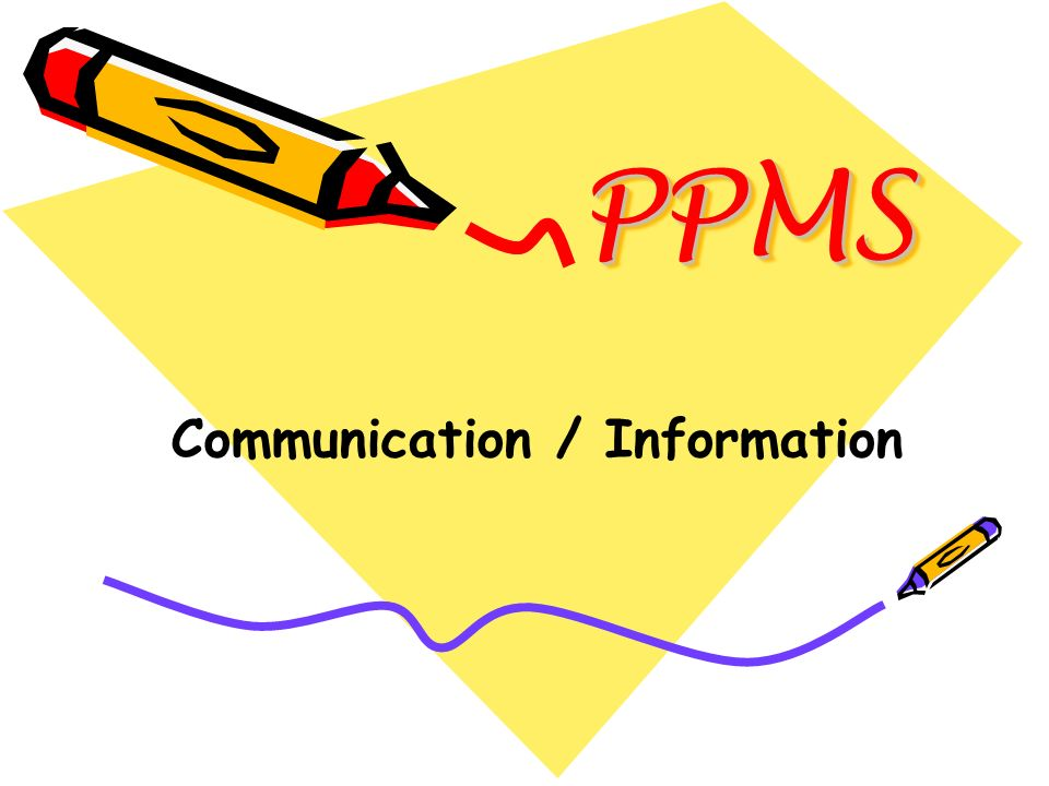 Communication / Information