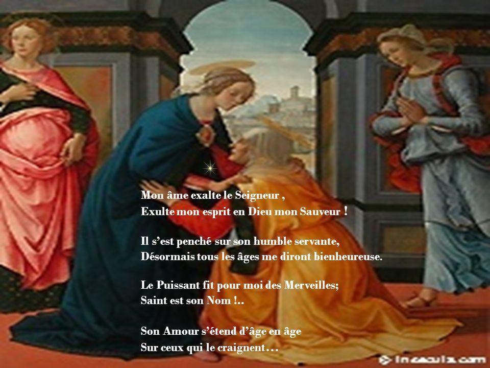 Marie, tu es Femme de Visitation. - ppt video online télécharger