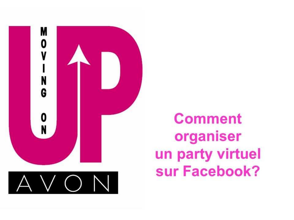 Comment organiser un party virtuel sur Facebook