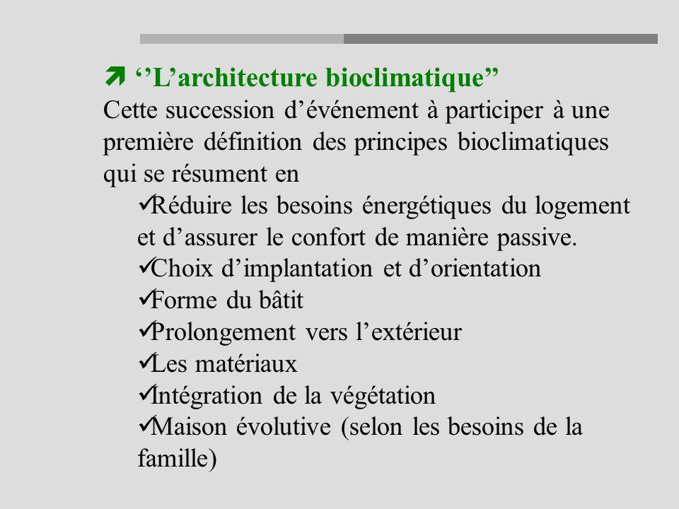 Cours 1 Eco Construction Et Architecture Bioclimatique Ppt Video