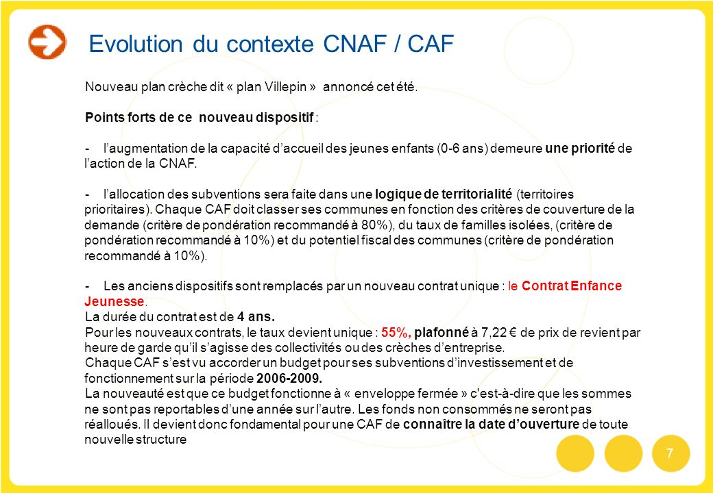 Subventions Caf Fr