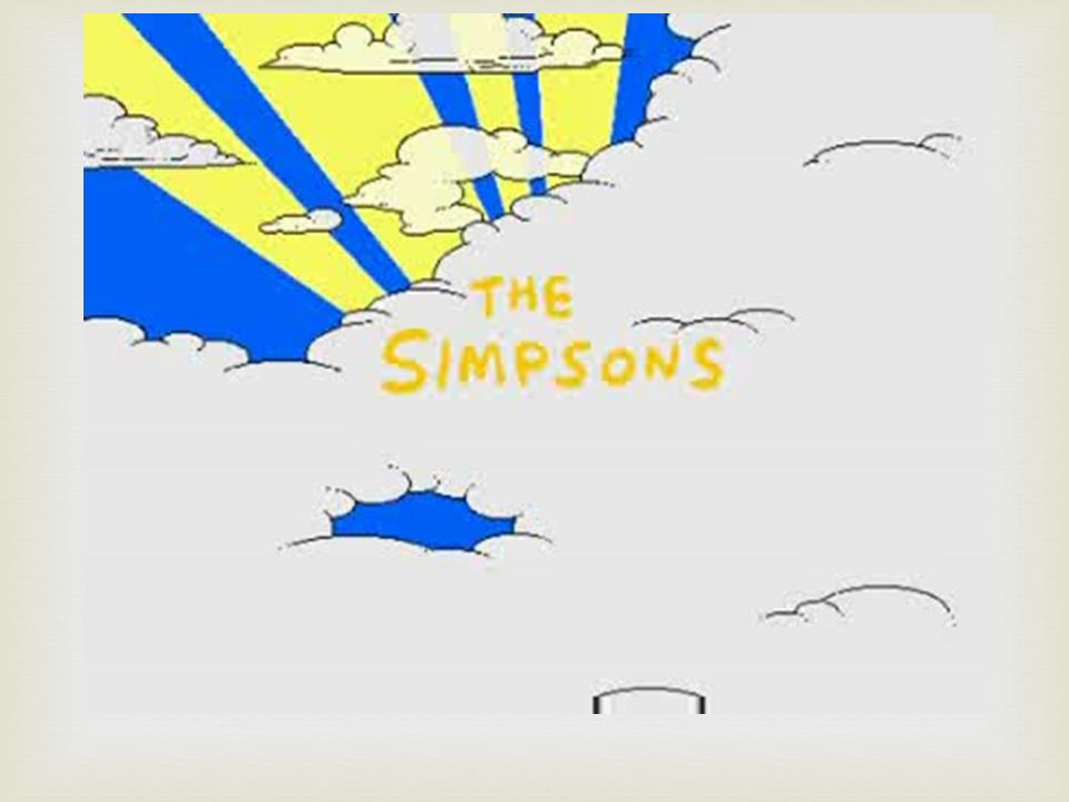 Video des Simpsons – à jouer sans son.