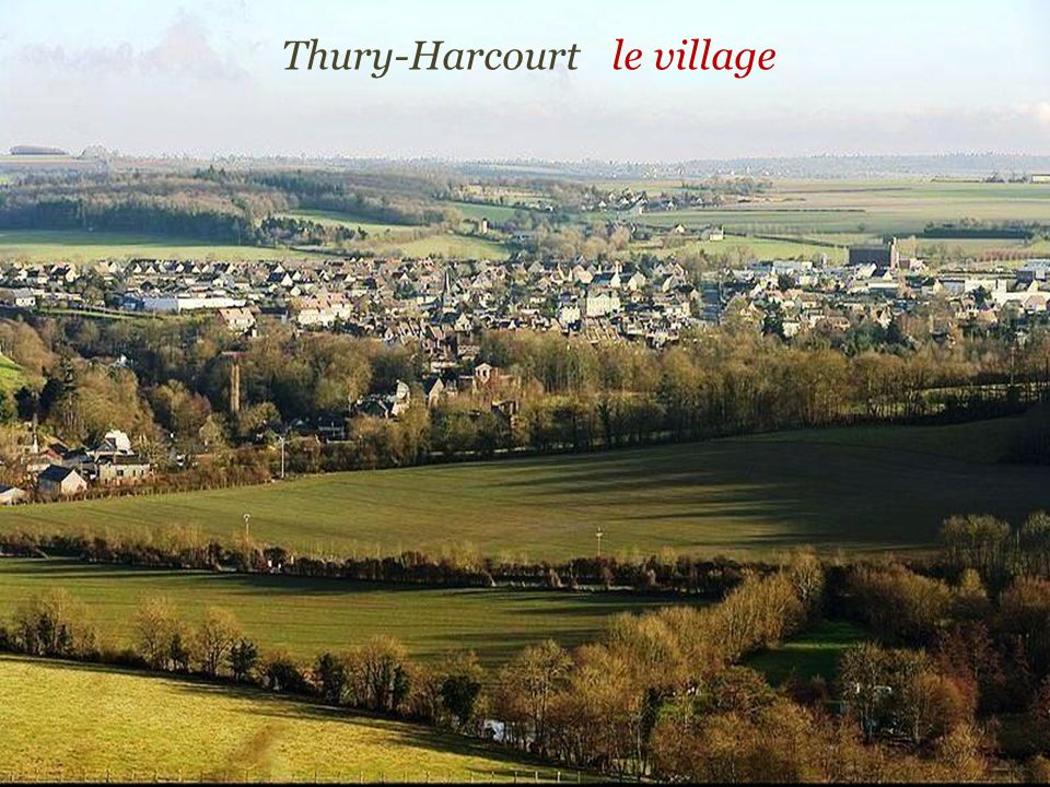 Thury-Harcourt le village