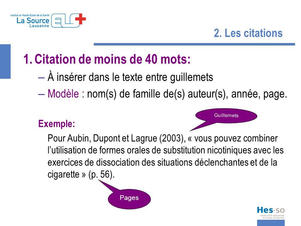 Citations Et Bibliographies Normes Apa 6 Ppt Télécharger