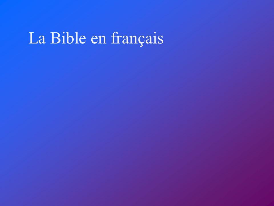 Pour trouver les versets facilement, les livres et les chapitres sont classés dans l'ordre. Le texte de la Traduction du monde nouveau (1984) est exact et facile à lire.