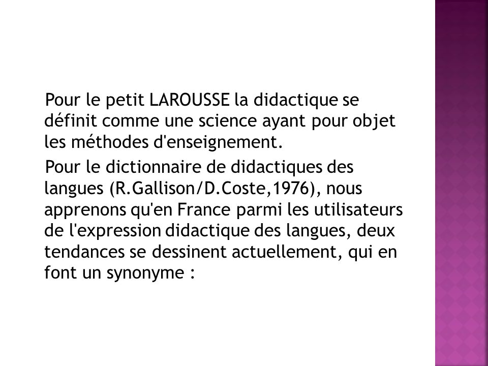 prendre synonyme larousse