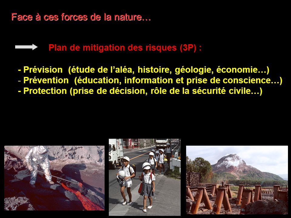Katrina Face à ces forces de la nature…