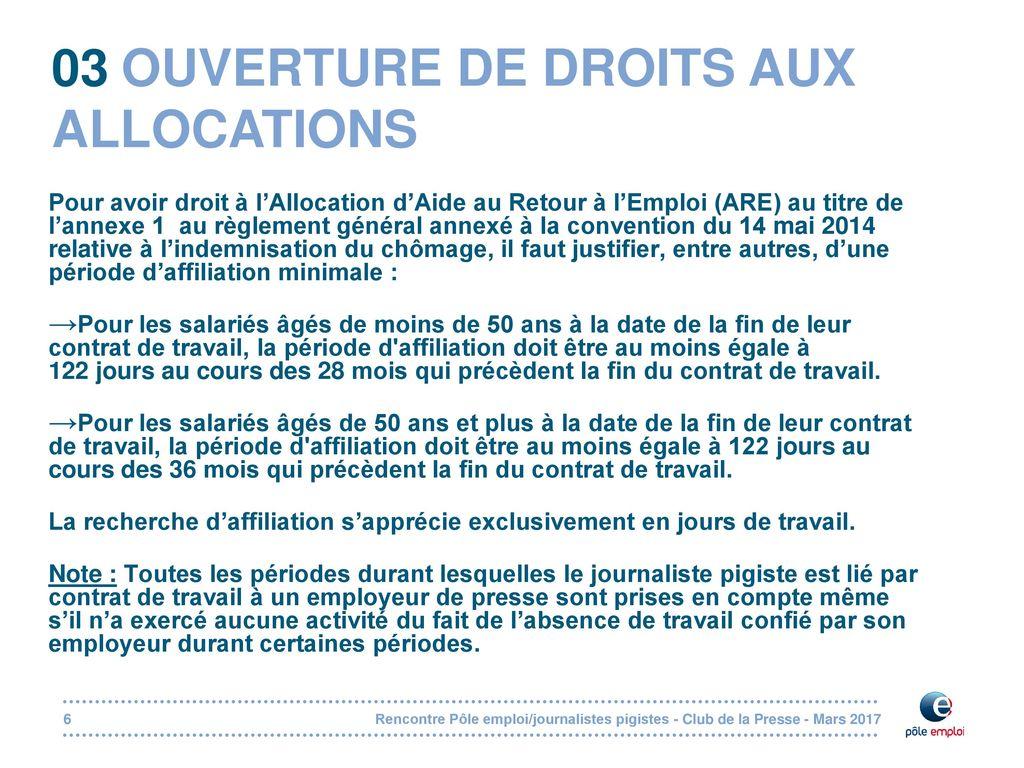 Rencontre Pole Emploi Journalistes Pigistes Club De La Presse