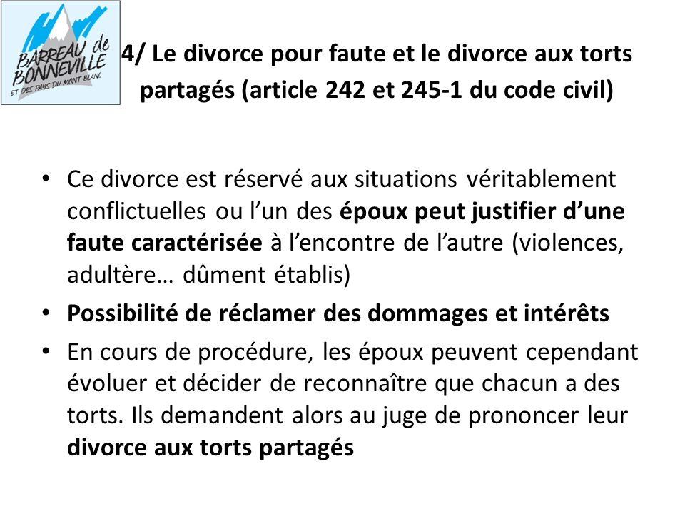Le Divorce En France Ppt Video Online Telecharger
