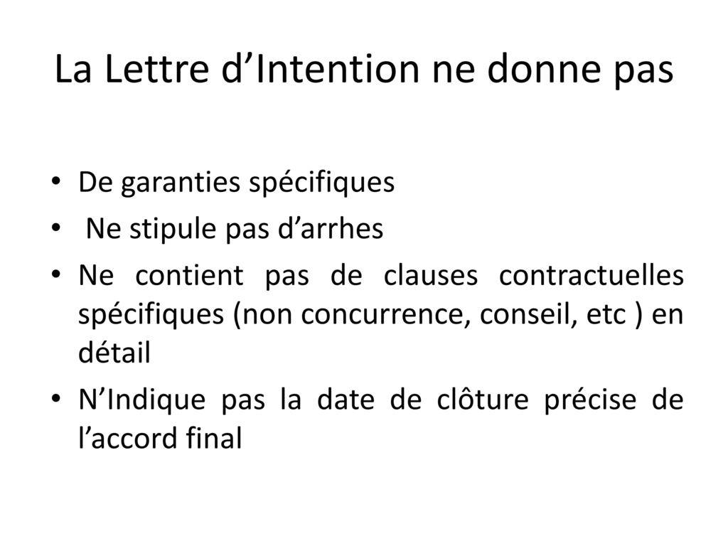 délai levée clause non concurrence