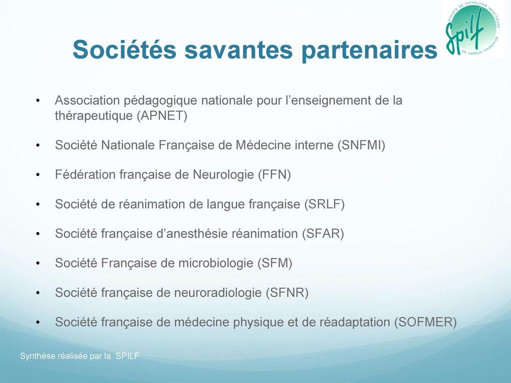 société neurochirurgie langue française