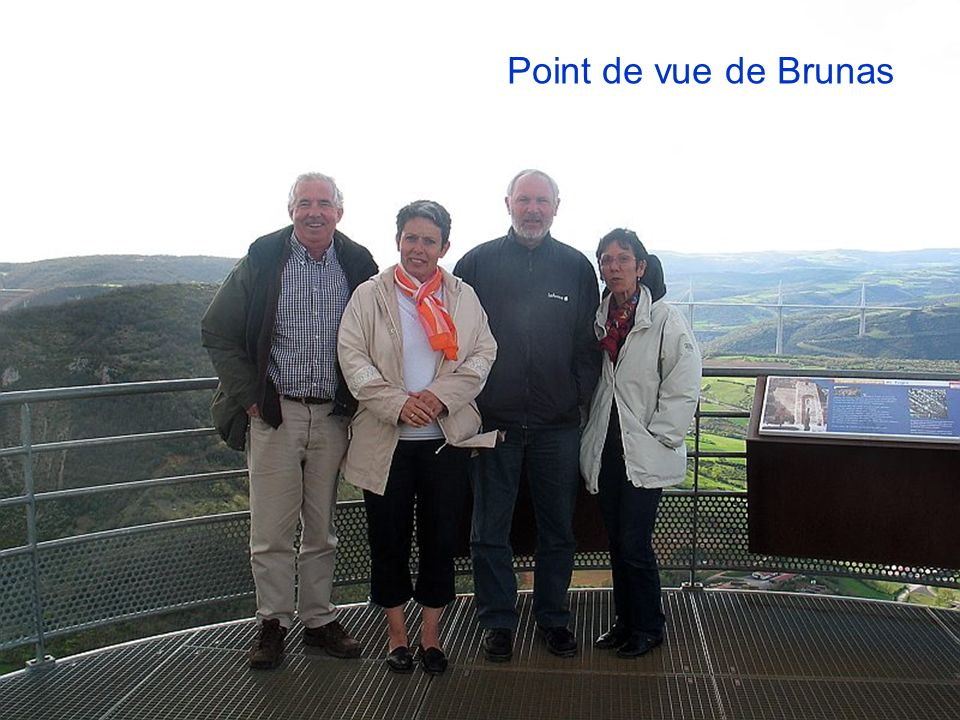 Point de vue de Brunas