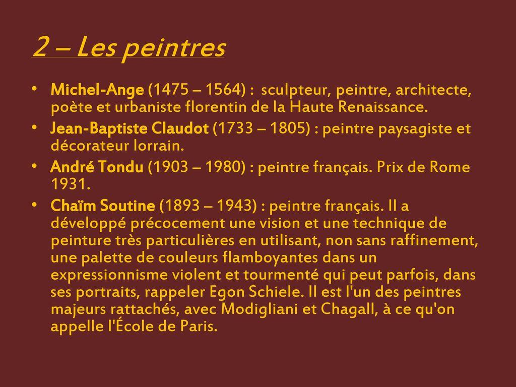 Sculpteur Peintre Et Poete Francais henri vincenot ( ). la vie et les références intellectuelles