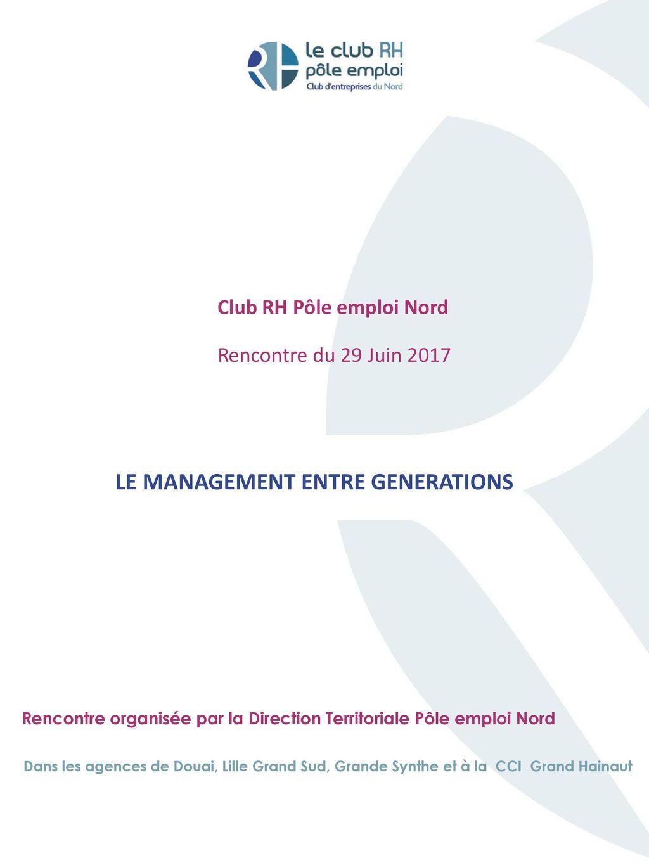 Le Management Entre Generations Ppt Telecharger