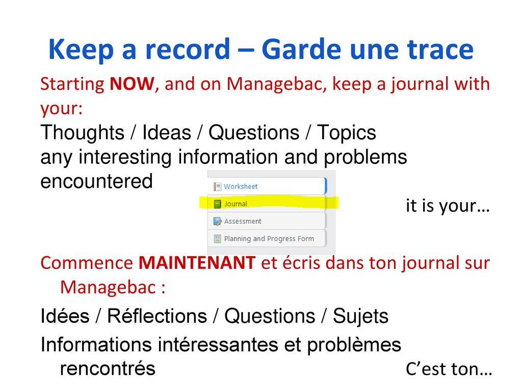 Rencontres Starter questions