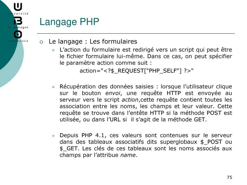 En ligne datant scripts PHP