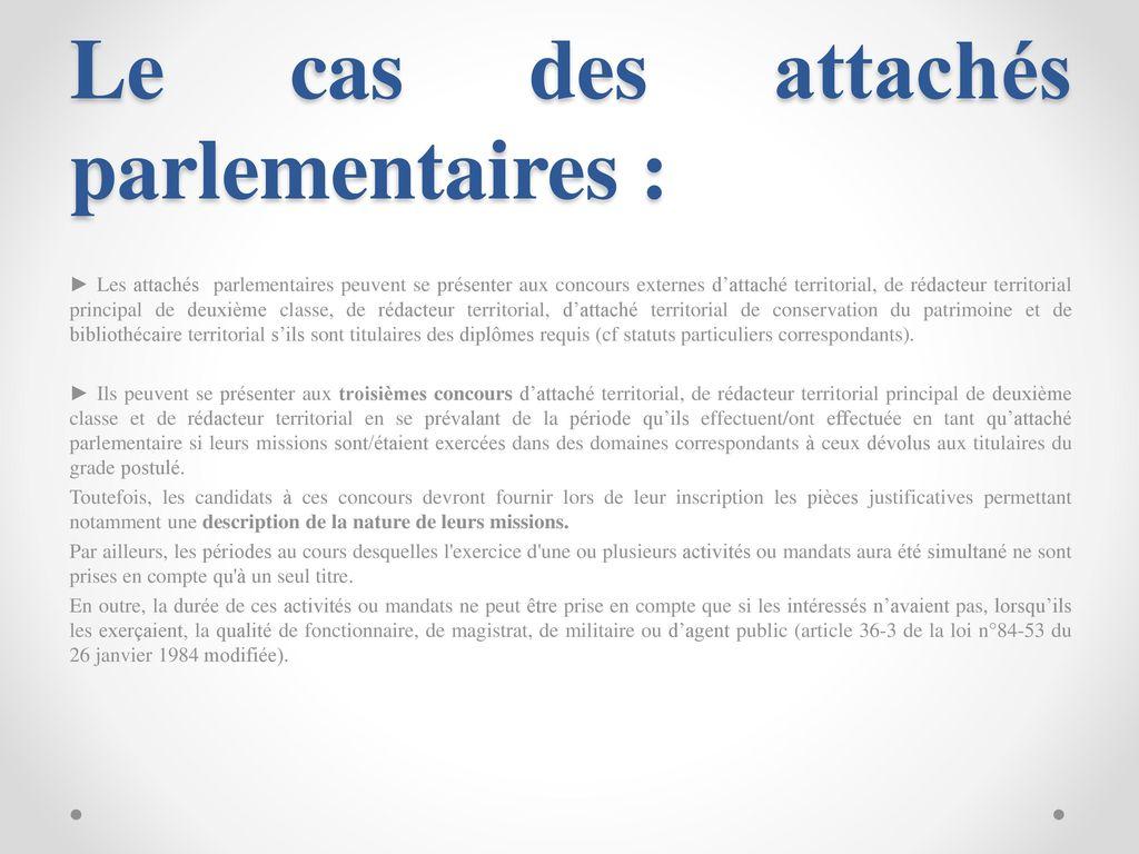 1e067dfae6d Le cas des attachés parlementaires