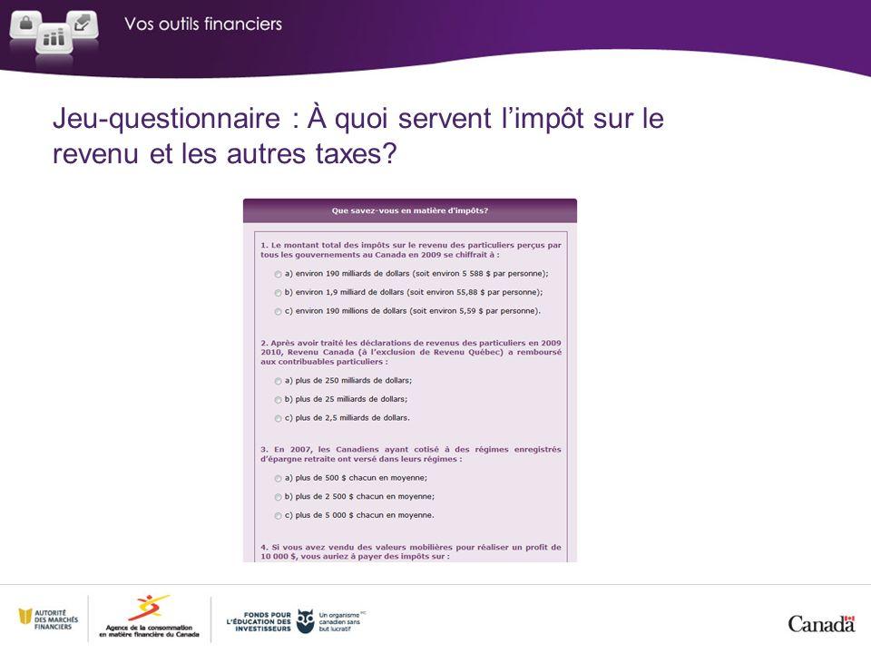 Impot Sur Le Revenu Pour Les Residents Du Quebec Ppt Telecharger