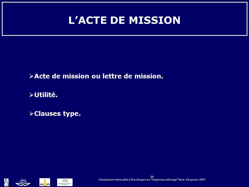 lettre de mission type