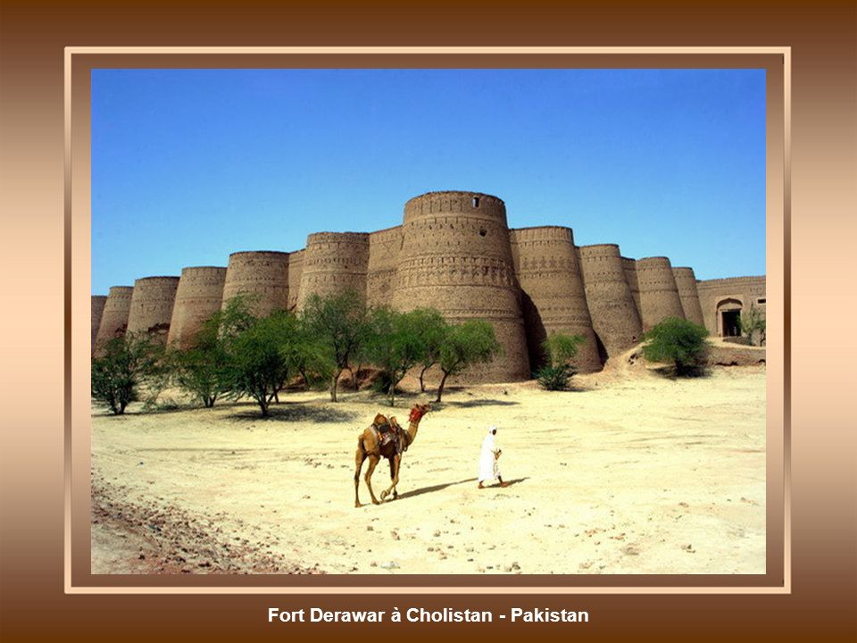 Fort Derawar à Cholistan - Pakistan